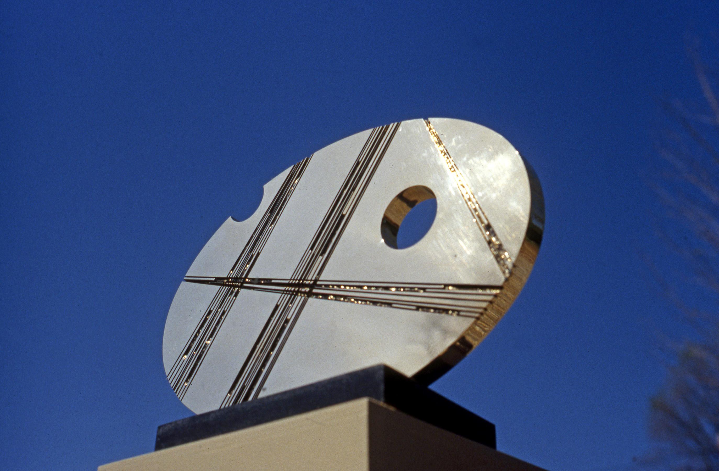 Elliptical Disc III