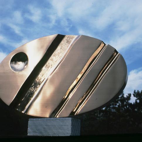 Elliptical Disc I