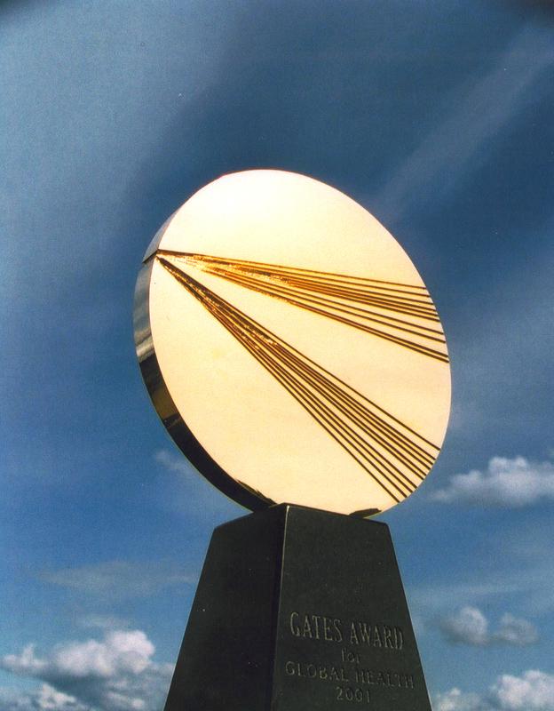 Gates Foundation Award for Global Health