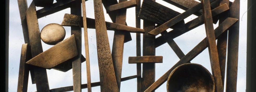Irish Gates (Maquette)