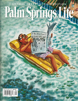 Palm Spings Life 2014 cover