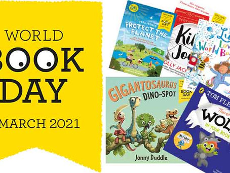 World Book Day - A Week of Activities