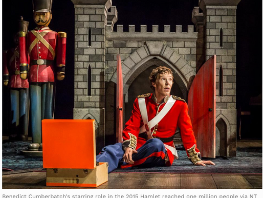 London's National Theatre Starts Streaming Its Most Famous Productions Across The World