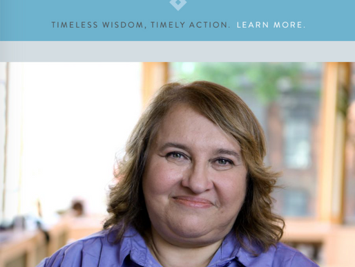 Sharon Salzberg LIVE April 2nd at 4pm Eastern: Lovingkindness in Difficult Times