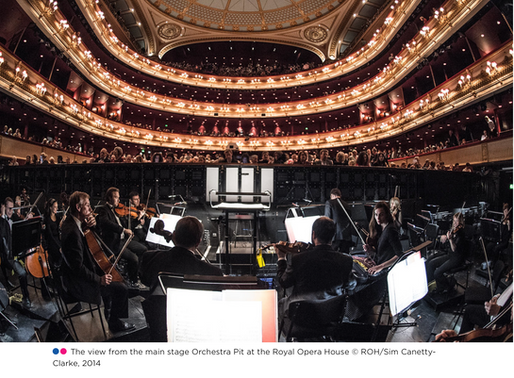 The Royal Opera House Launches a Programme of Online Content for the Culturally Curious at Home