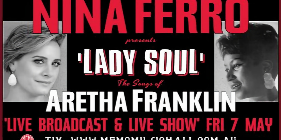 LIVE STREAM 'Lady Soul' The Songs of Aretha Franklin