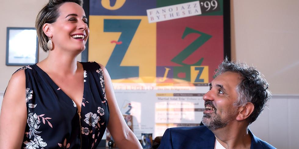 Nina Ferro & Joe Chindamo at the Jazzlab