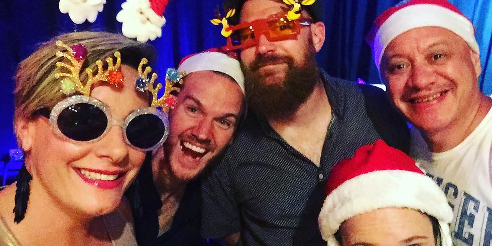 Nina & The Gold Standard Christmas Show!
