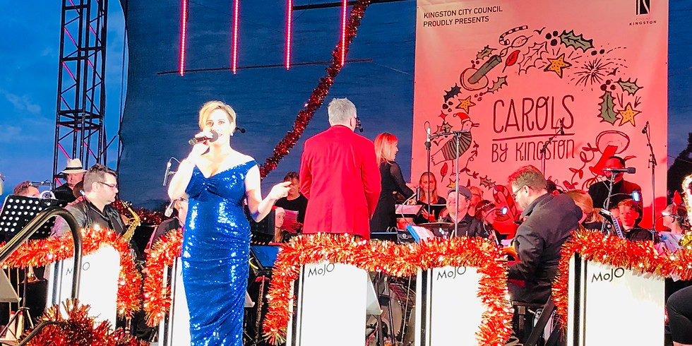 Carols by Candlelight - Yarraville Gardens