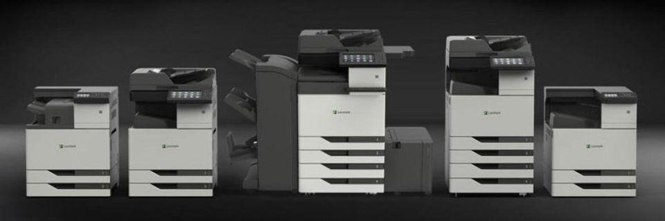 Lexmark family of printers