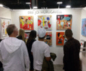 The other art fair Sydney Joi Murugavell