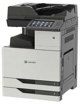 Lexmark XC9235 colour a3 mfp