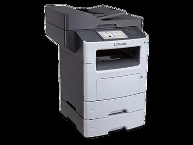 Lexmark Monochrome A4 Printers