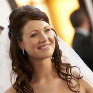 Alison's Wedding Makeup