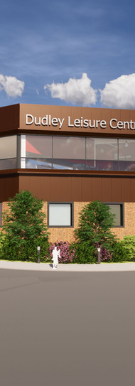 New Dudley leisure Centre