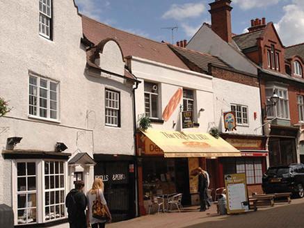 Coventry Street, Stourbridge