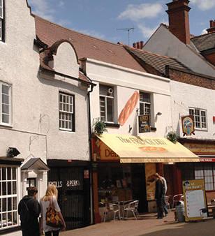 Shops in Stourbridge