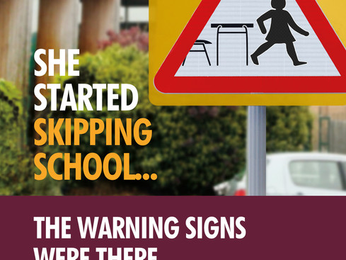 Know the signs of CSE