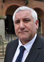 Cllr Patrick Harley picture
