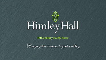 Himley Wedding Brochure 2019 Cover_Page_