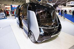 Photo of new Autonomous Vehicle