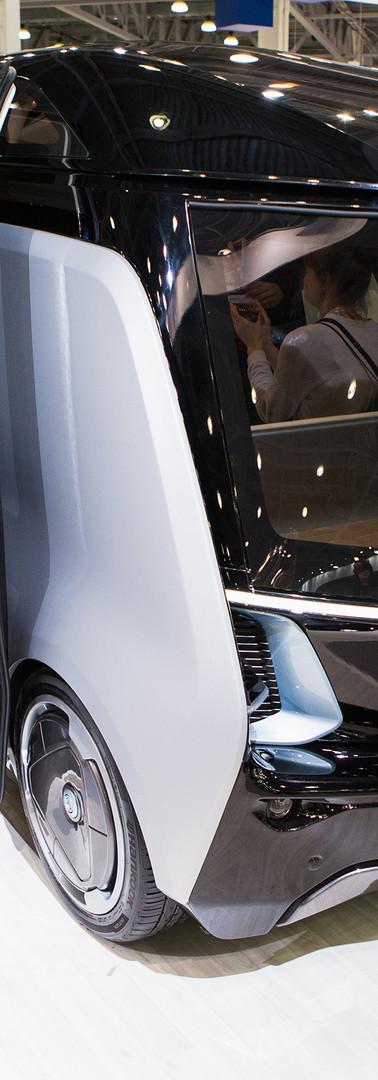 Image of Autonomous Vehicle