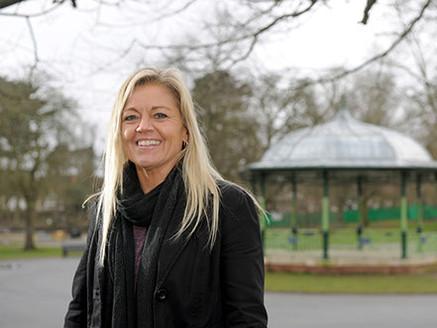 Social Worker at Mary Stevens Park