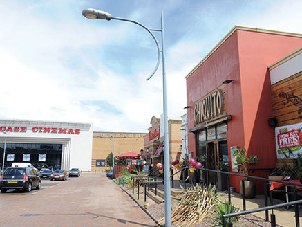 Castle Gate Restaurants