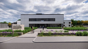 Artist Impression of new Institute of Technology