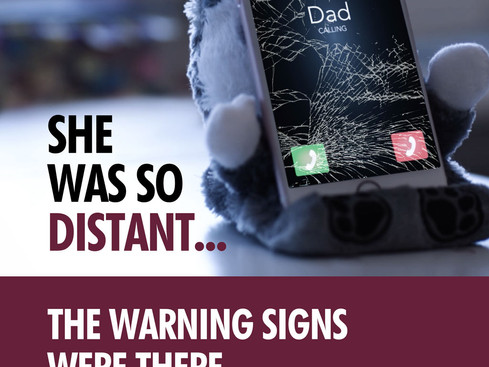 Know the warning signs of sexual exploitation this Christmas