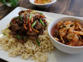 Authentic Korean Cooking Class
