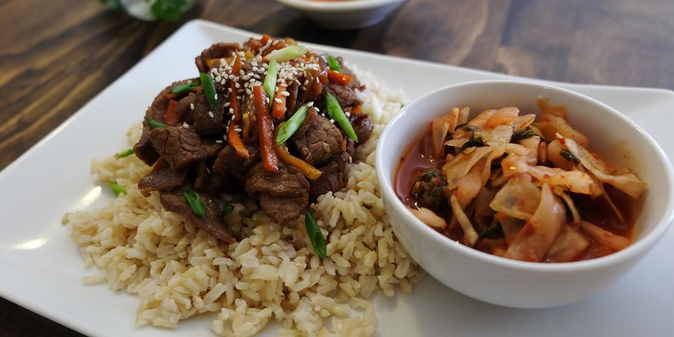 Authentic Korean Cooking