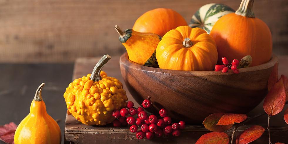 Non-Traditional Thanksgiving