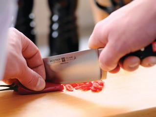 Nashville Cooking Class: Knife Skills 101