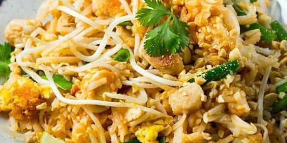Thai Night Cooking Class