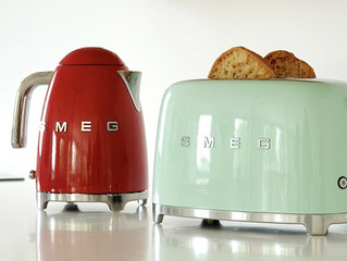 Small Appliances: The Smeg... Technology with Style