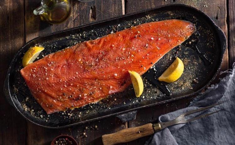 Nashville Cooking Class: Salmon 101 / Blind Tasting