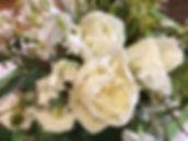 British scented garden cut flowers