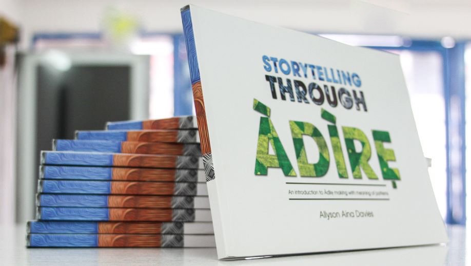 Book: Storytelling Through Adire