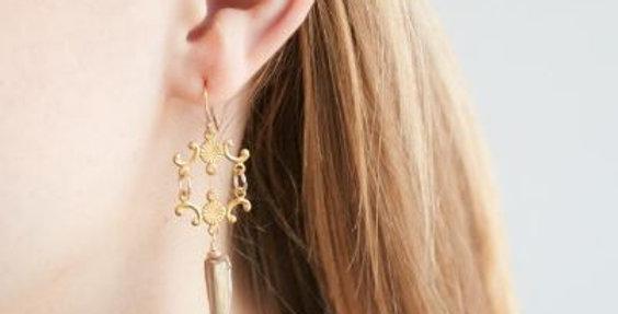 Telum Earrings