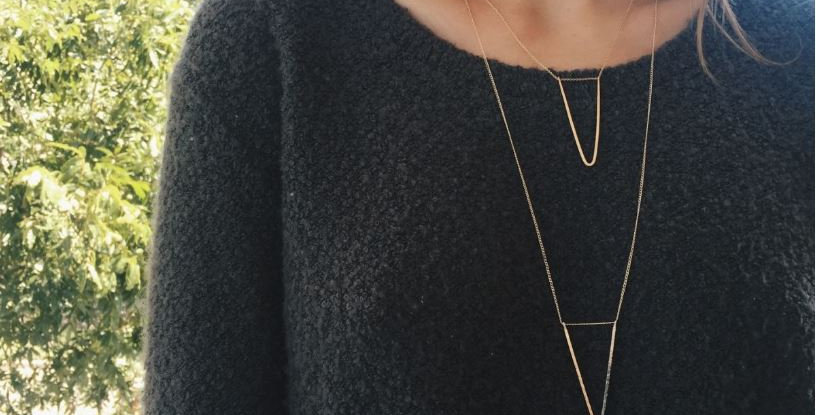 Bravoure Necklace
