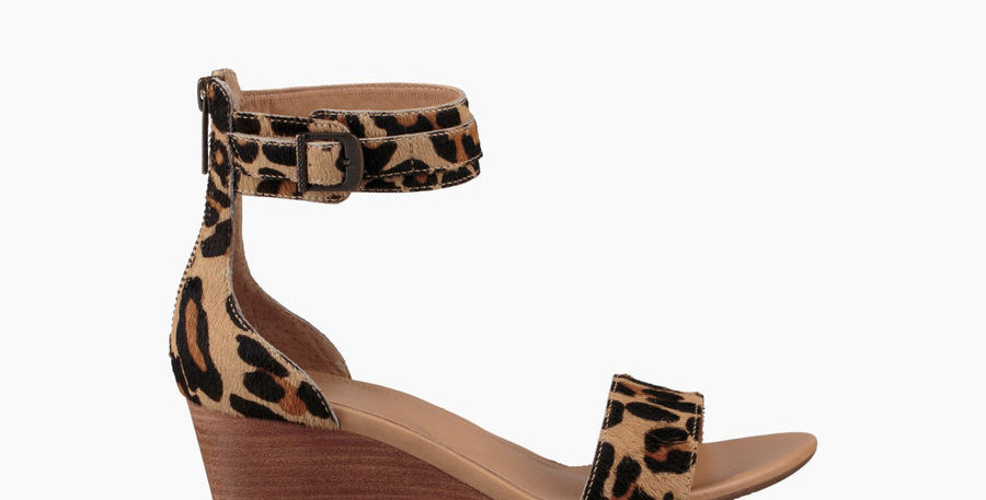 Char Leopard by UGG