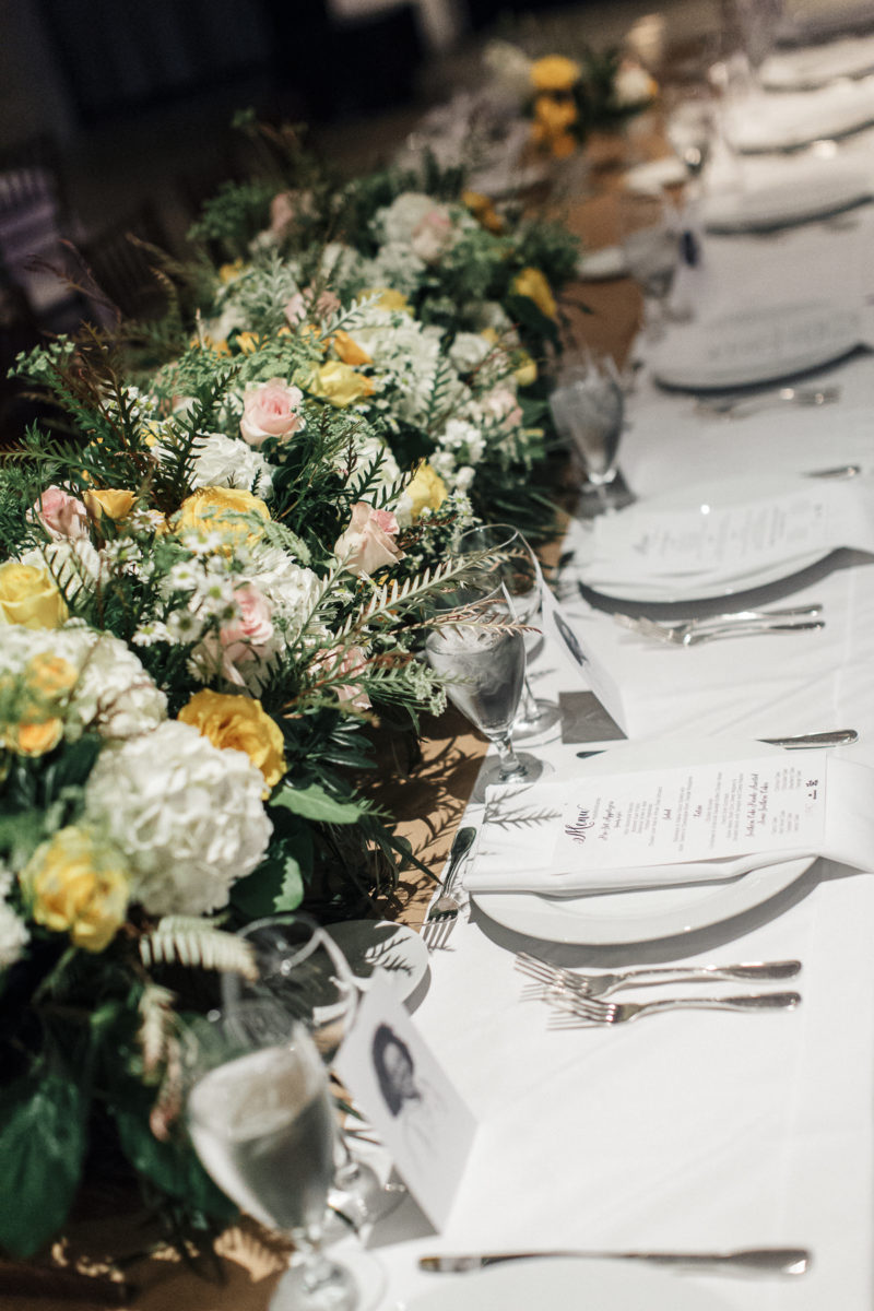 Floral Table Setting VH1-Save-The-Music-Musically-Mastered-Menu-Atlanta-MMMATL