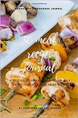 Cookcentric Cookbook Journals