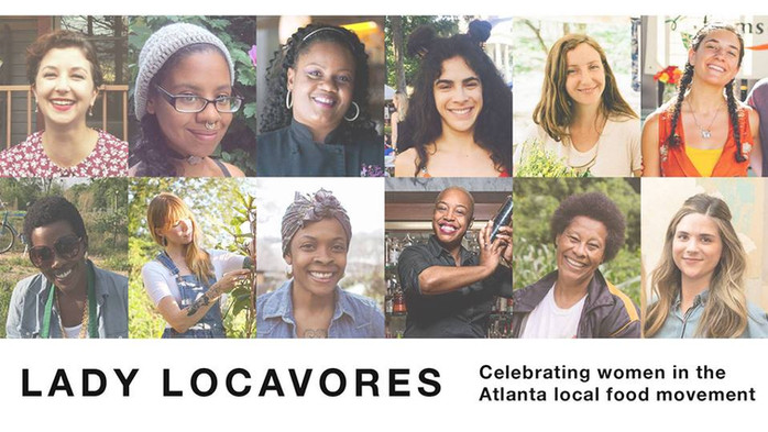 Lady Locavores Honor International Women's Day!