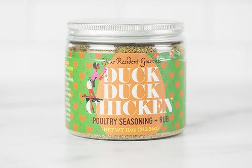 Duck Duck Chicken Poultry Seasoning & Rub