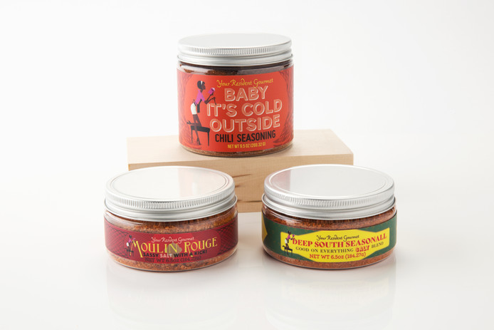 Seasoned South Gift Set makes a Tasty Mother's Day Gift!