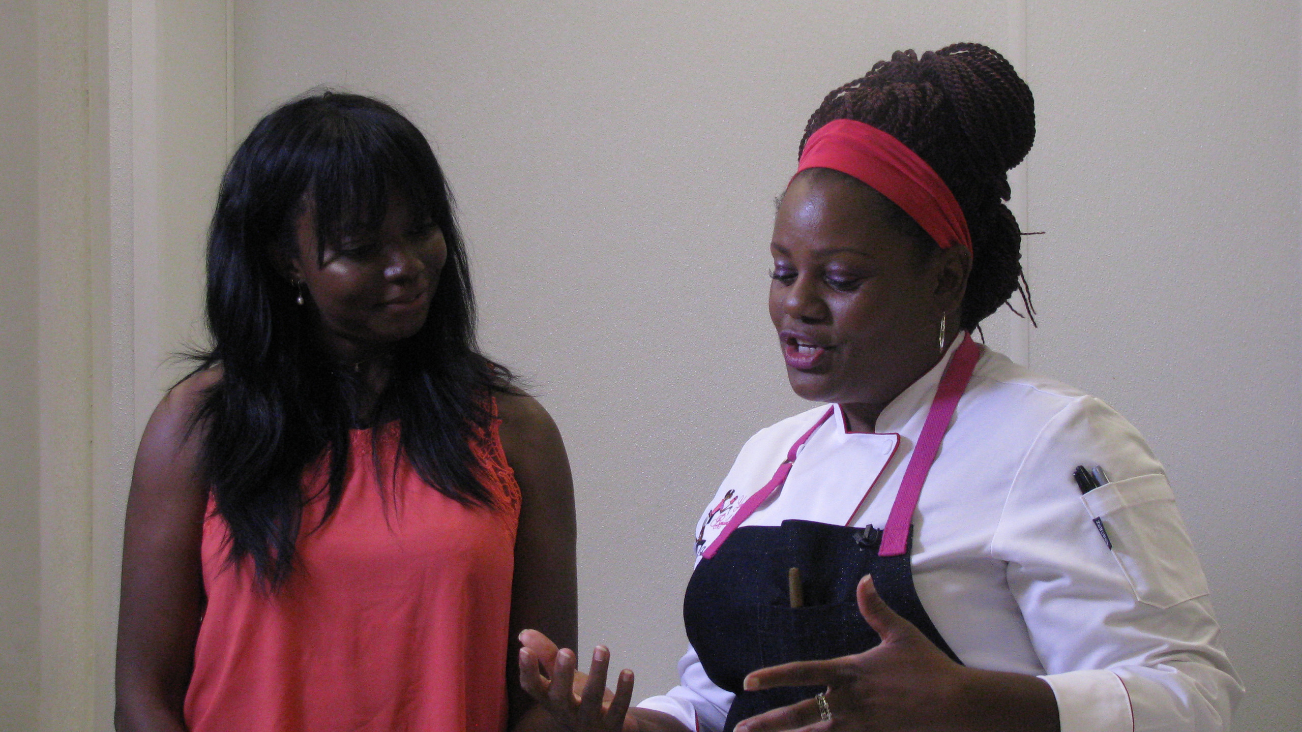 Chef Jennifer & Coco Bassey Talking About the Musically Mastered Menu-Atlanta