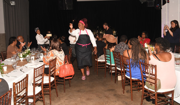 Meet Jennifer Hill Booker of Your Resident Gourmet in North East Atlanta