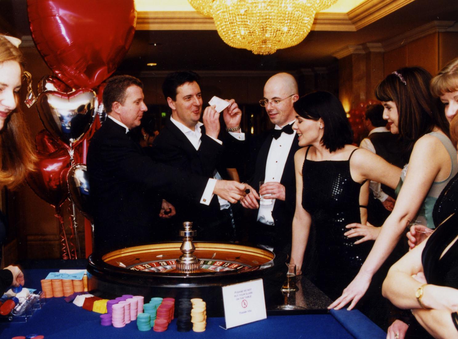 Home Casino Hire
